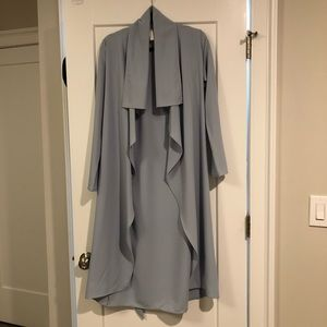 Baby Blue Duster Size Small